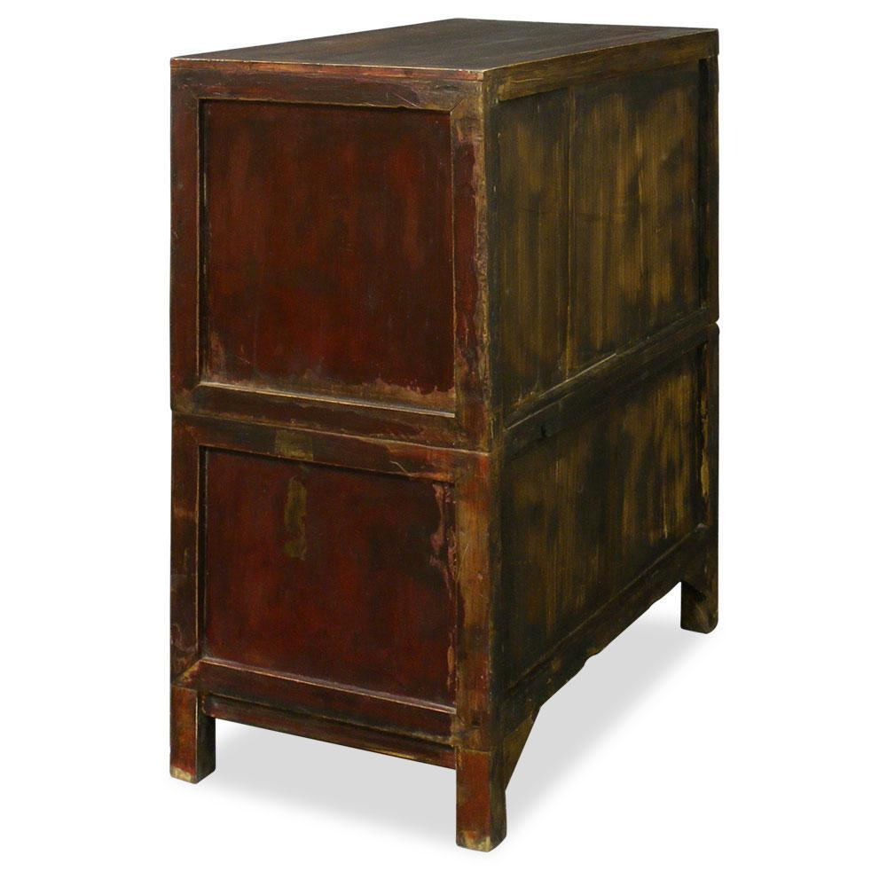 Image of: Small  Apothecary Chest Of Drawers