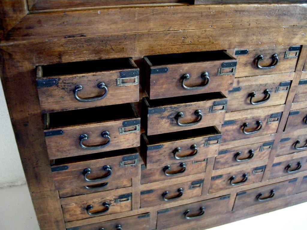 Image of: Apothecary Chest Pottery Barn