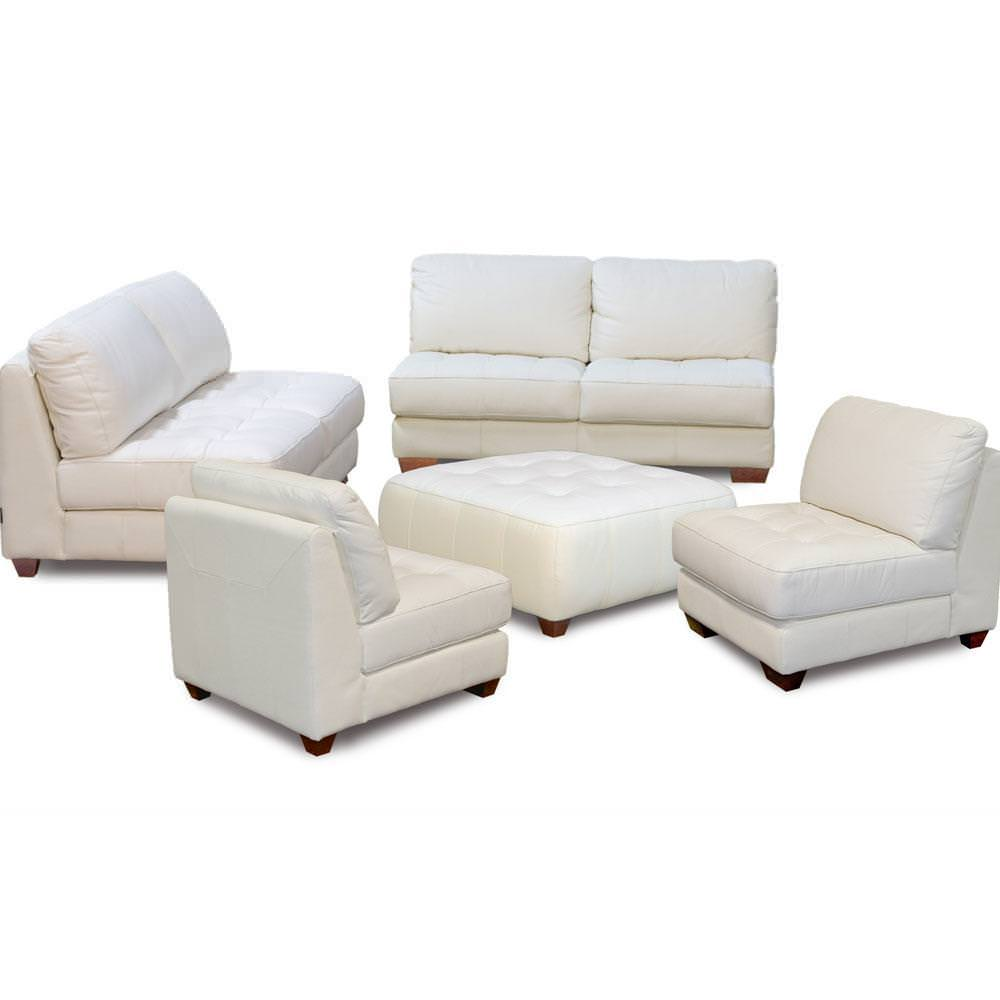 Armless Loveseat Sectional