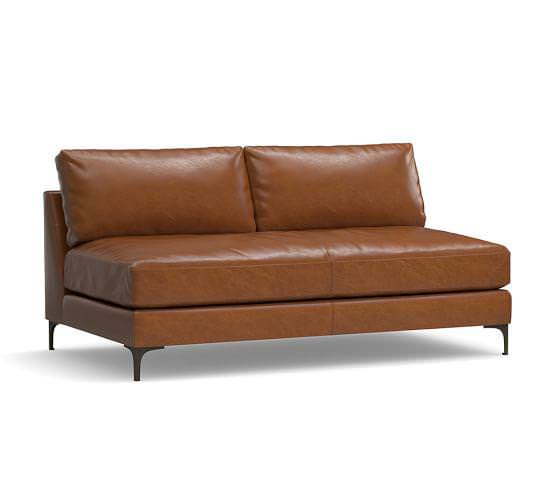 Armless Loveseat Settee