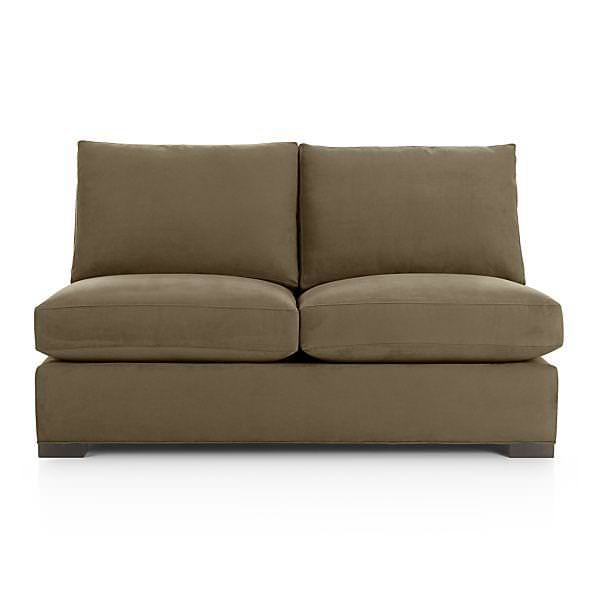 Armless Loveseat Slipcover