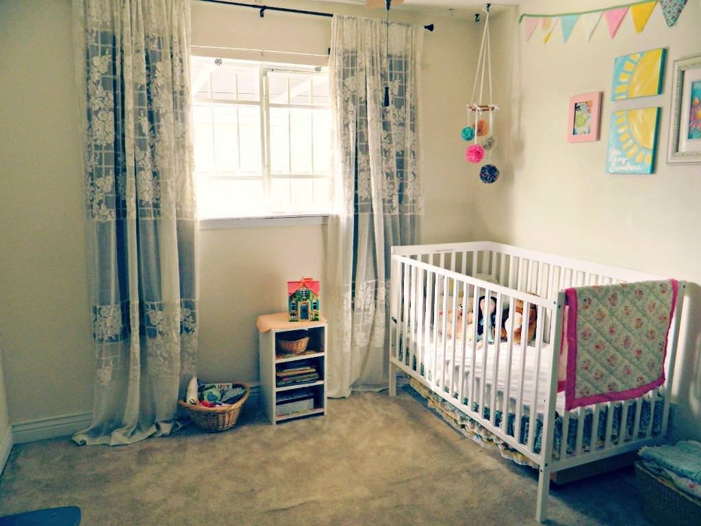 Image of: Baby Room Curtains Ideas