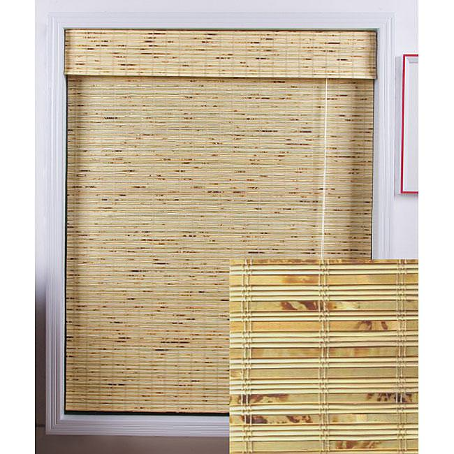 Picture of: Bamboo Roman Shades Target