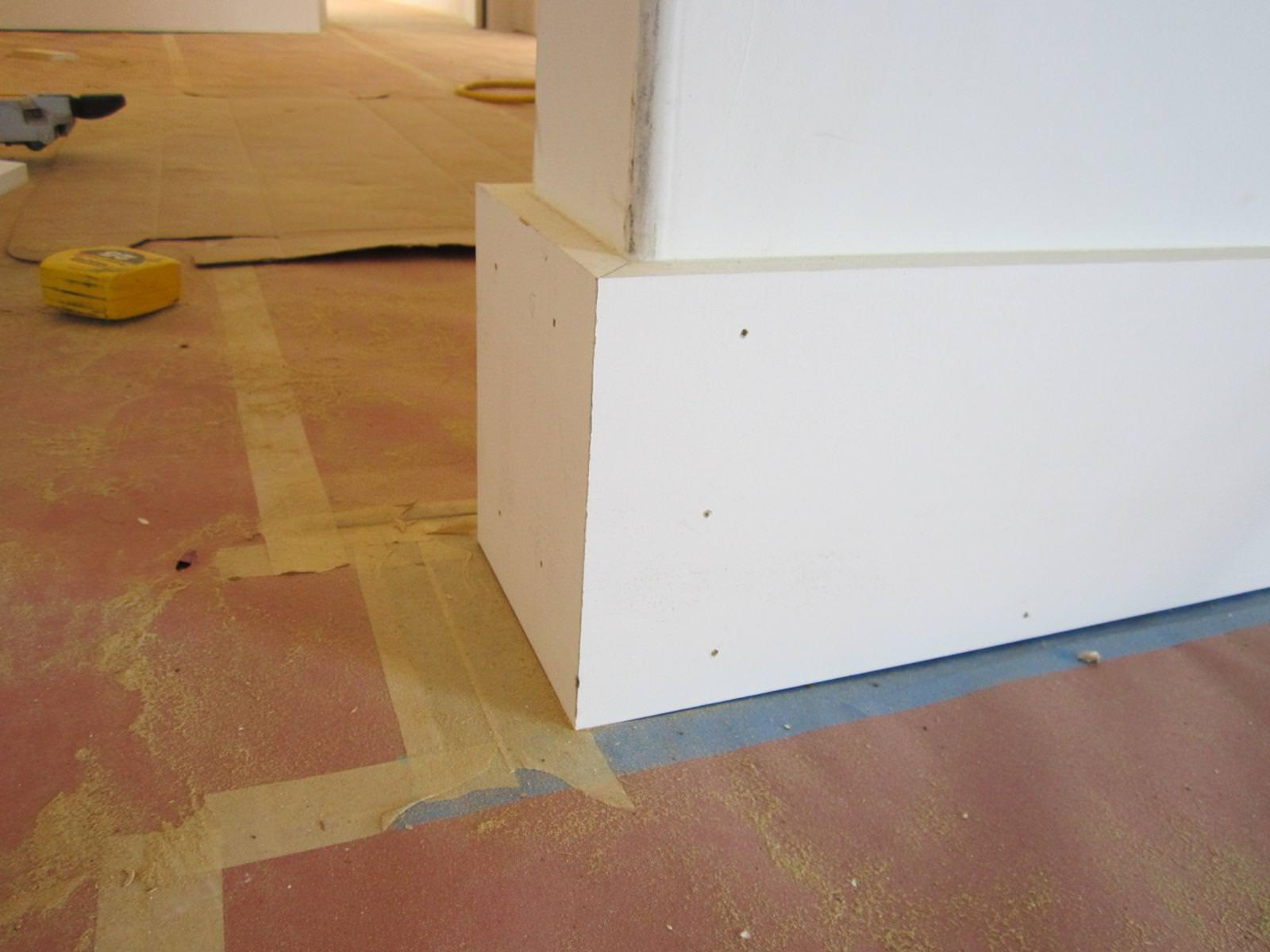 Image of: Baseboard Molding Profiles