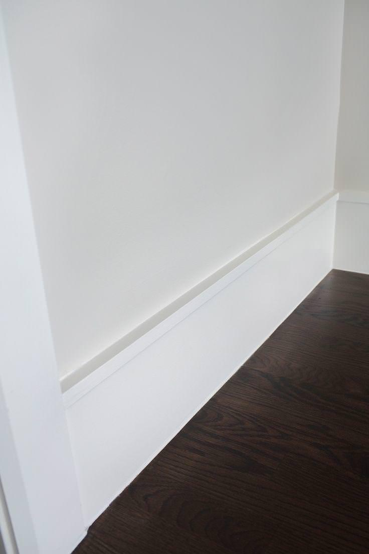 Image of: Baseboard Moulding