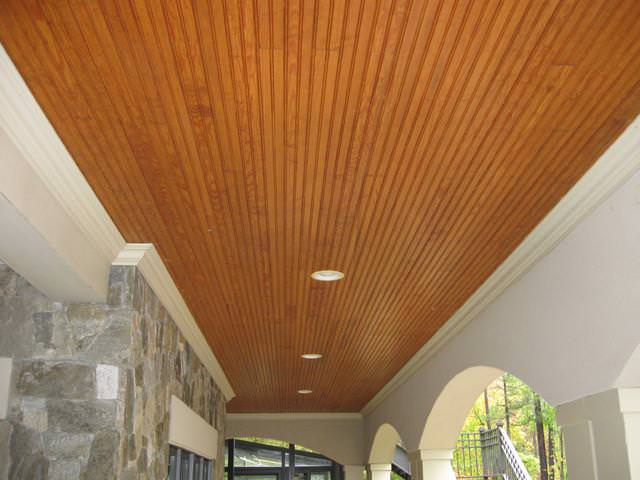 Image of: Best Tongue And Groove Ceiling