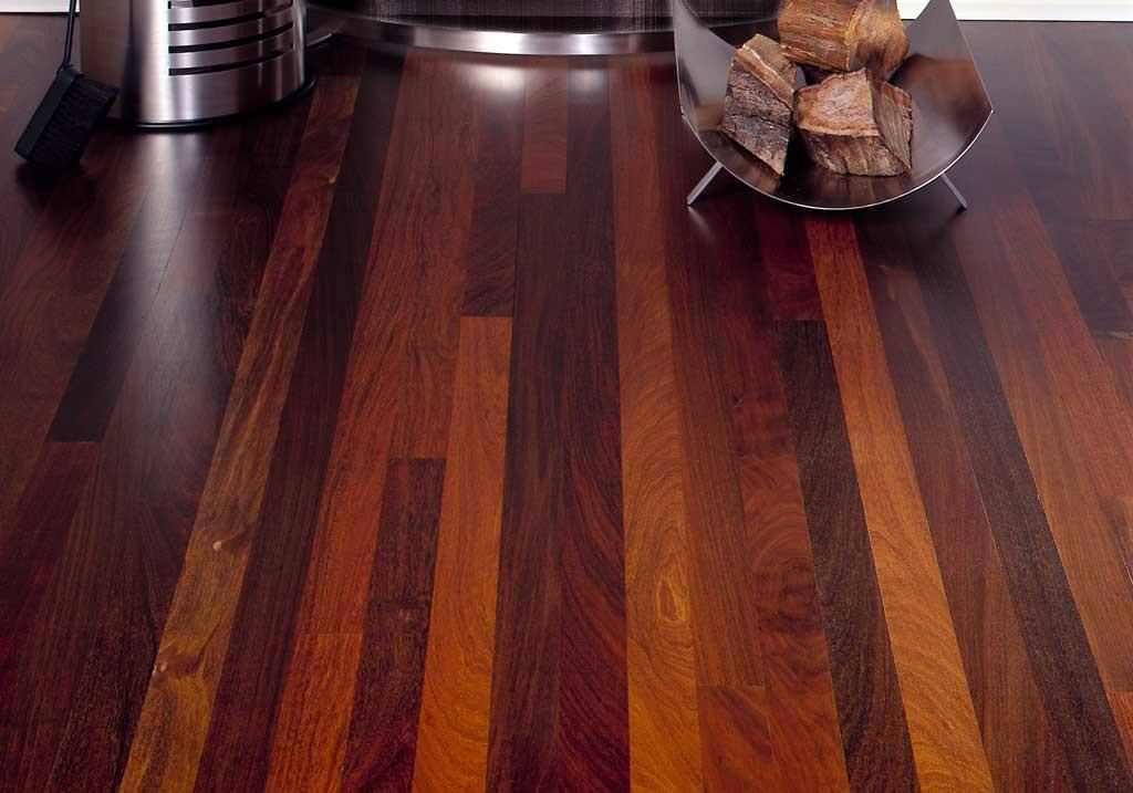 Picture of: Brazilian Walnut Engineered Flooring