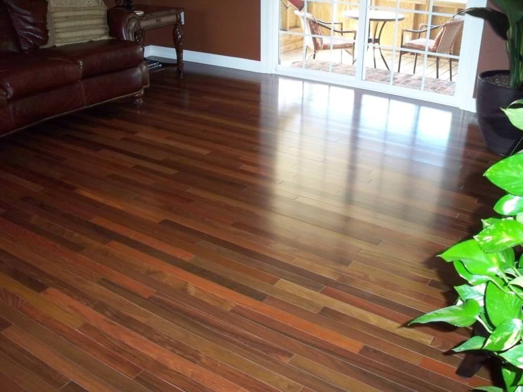 Picture of: Brazilian Walnut Flooring Problems