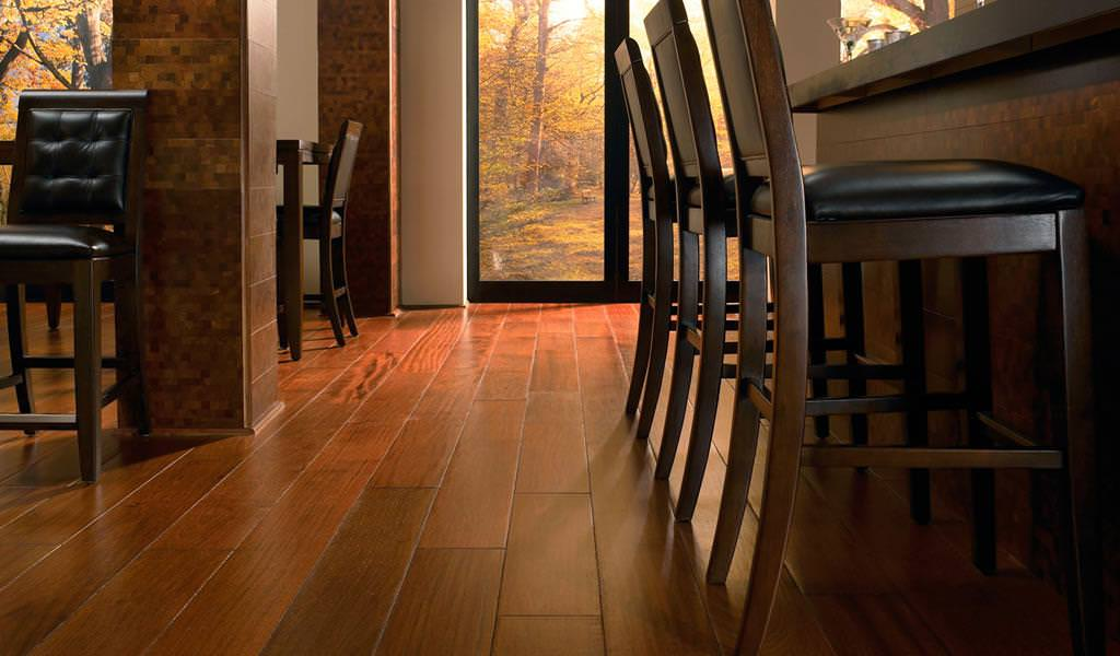 Picture of: Brazilian Walnut Solid Hardwood Flooring