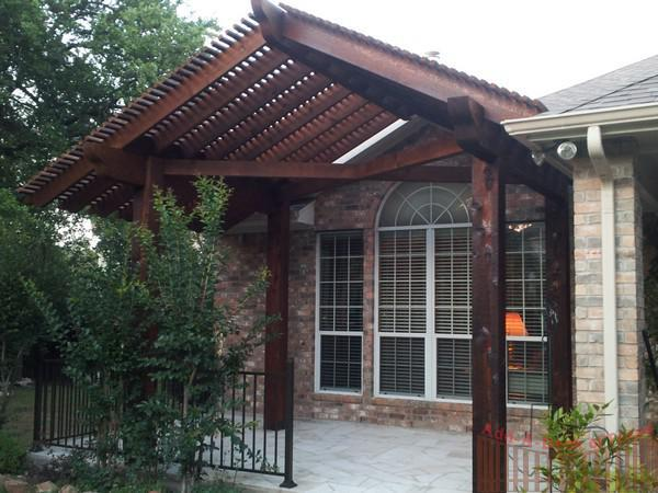 Picture of: Cedar Pergola At Sam'S Club