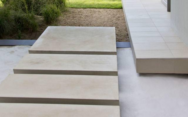 Image of: Cement Pavers 24×24