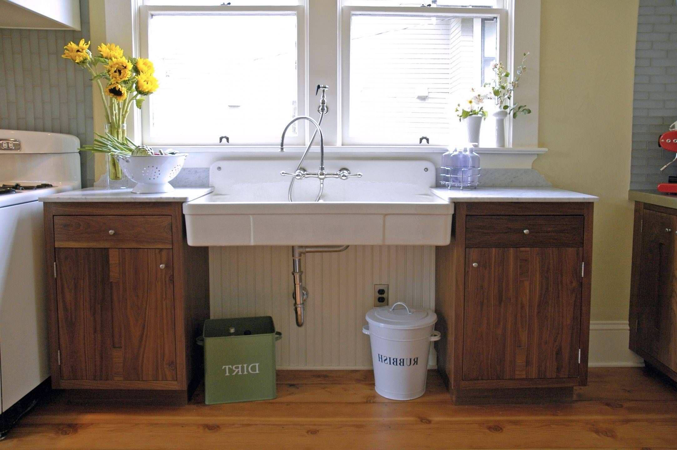 Picture of: Cheap Farmhouse Sink