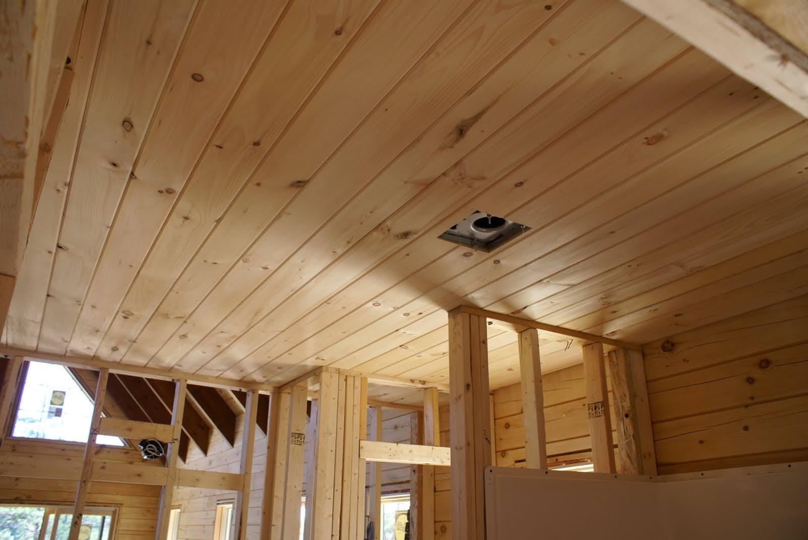 Image of: Cheap Tongue And Groove Ceiling