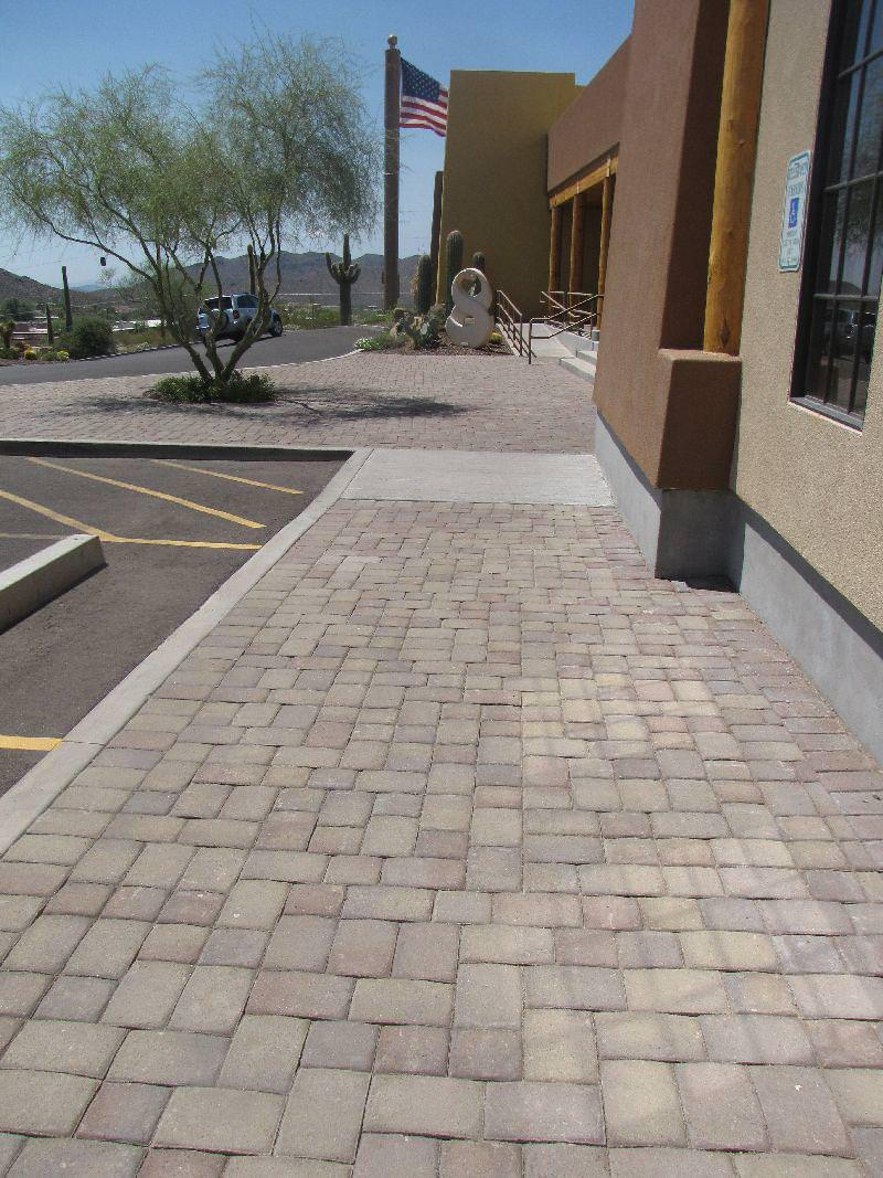 Image of: Concrete Pavers Home Depot