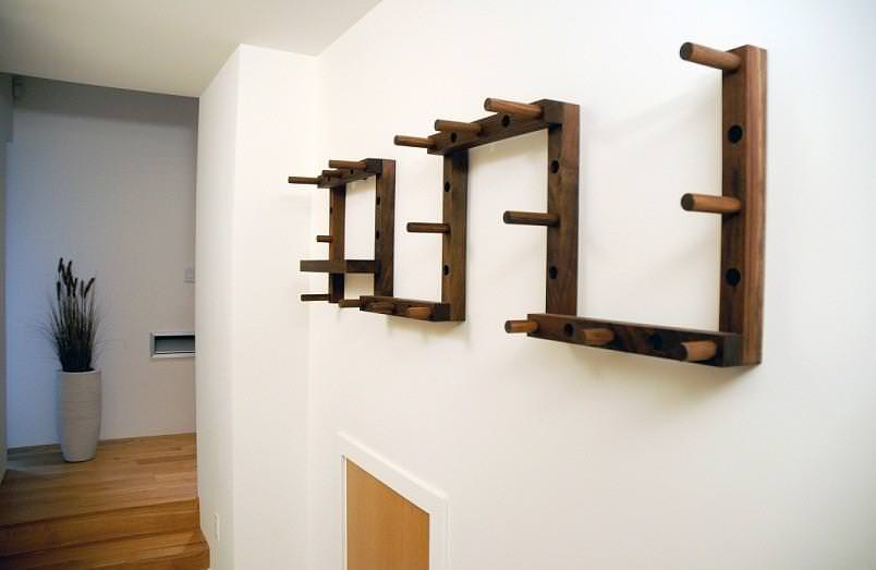 Picture of: Decorative Wall Mounted Coat Racks