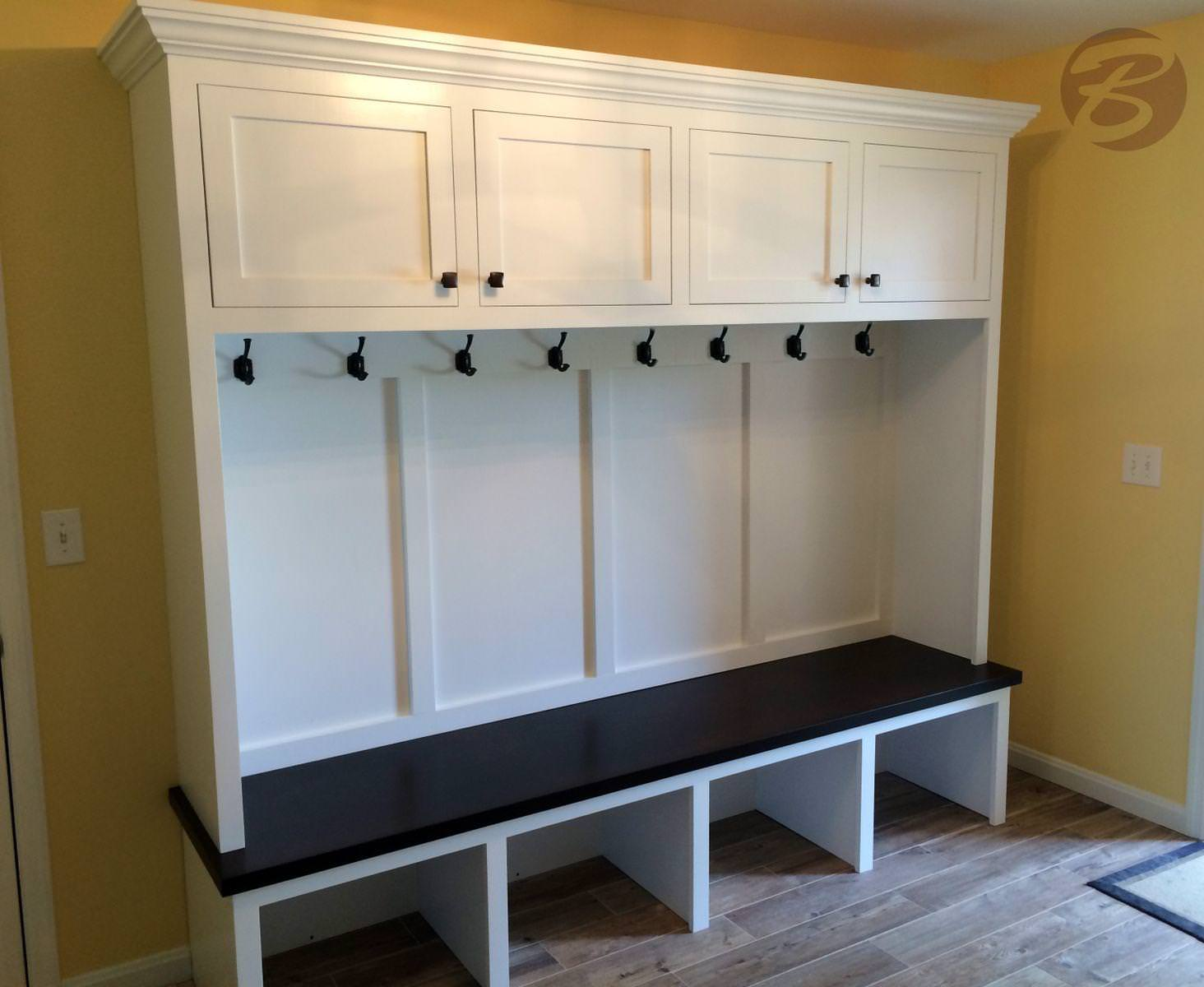 Image of: Entryway Bench With Storage