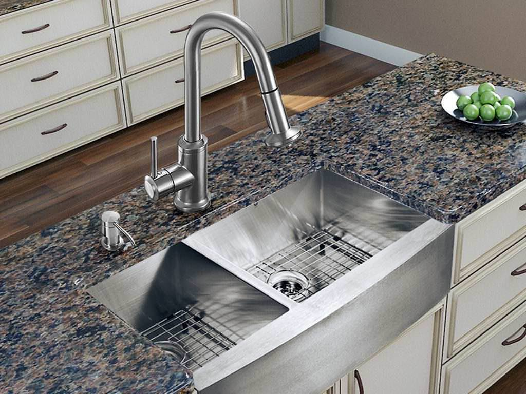 Picture of: Farmhouse Sink Lowes