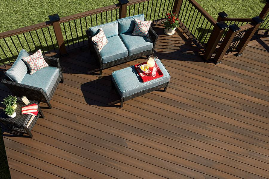 Picture of: Good Brazilian Walnut Decking