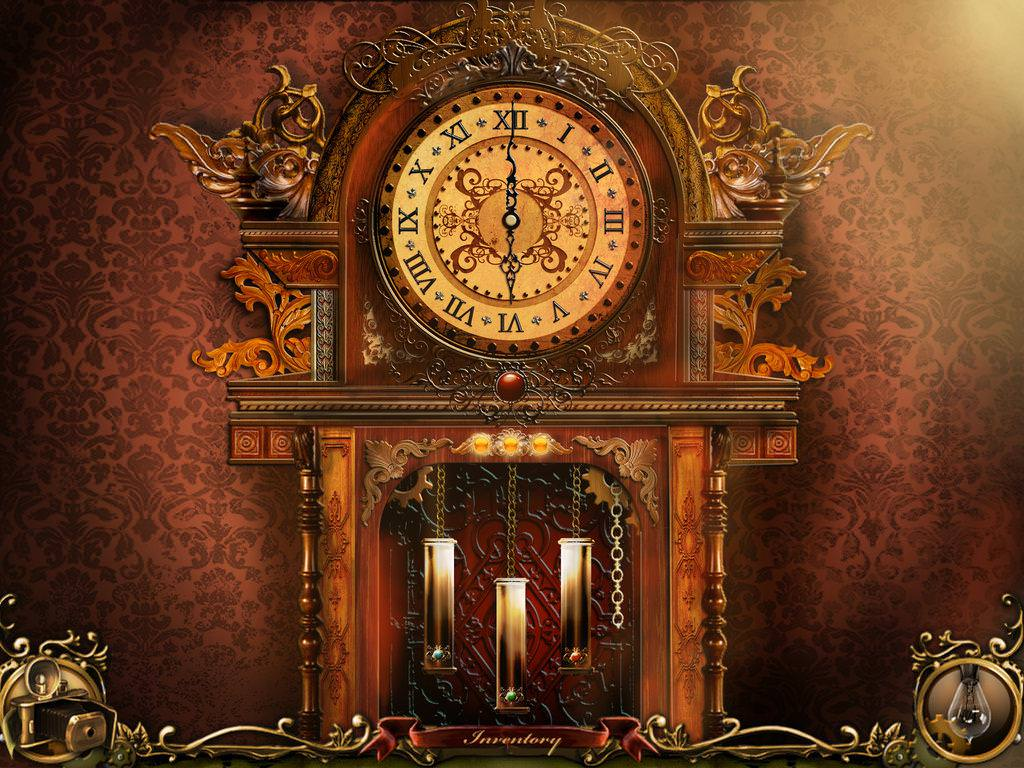 Image of: Grandfather Wall Clock
