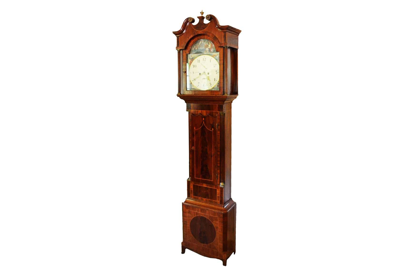 Image of: Grandfather Wall Clocks For Sale