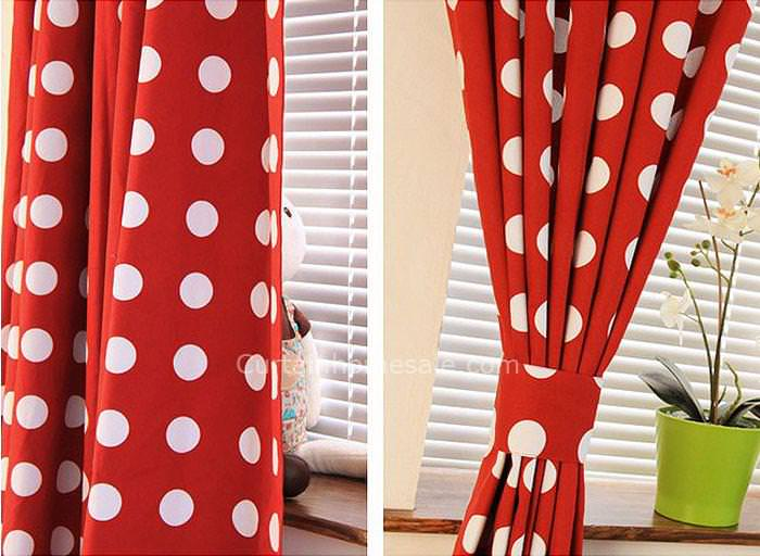 Image of: Land Of Nod Blackout Curtains