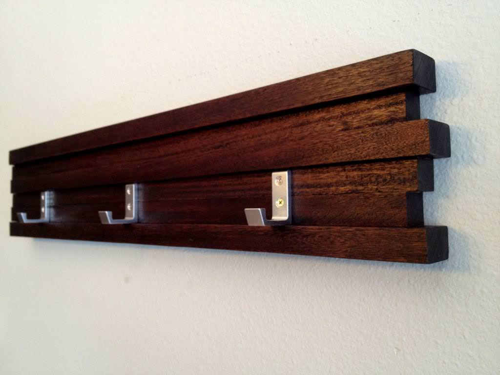 Picture of: Modern Coat Hooks Wall Mounted