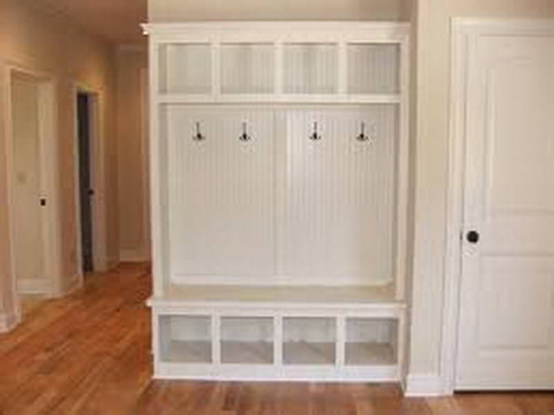 Image of: Mud Room Benches With Storage