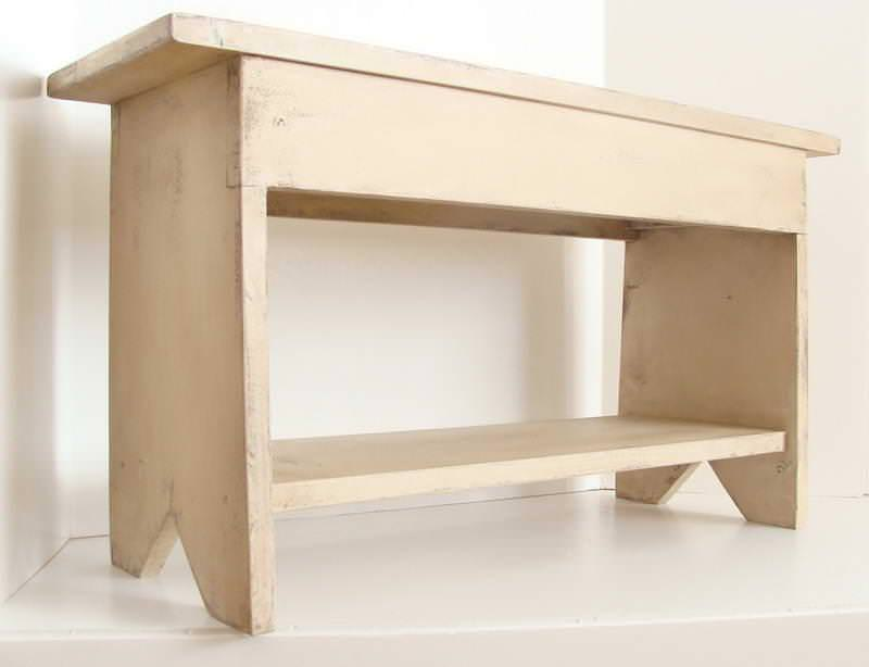 Picture of: Original Mudroom bench