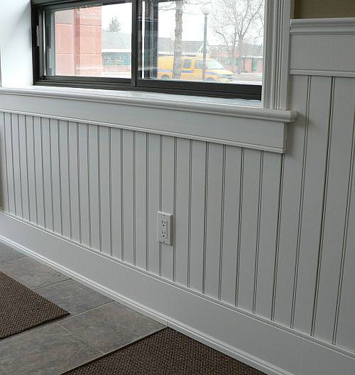 Picture of: Tongue And Groove Beadboard