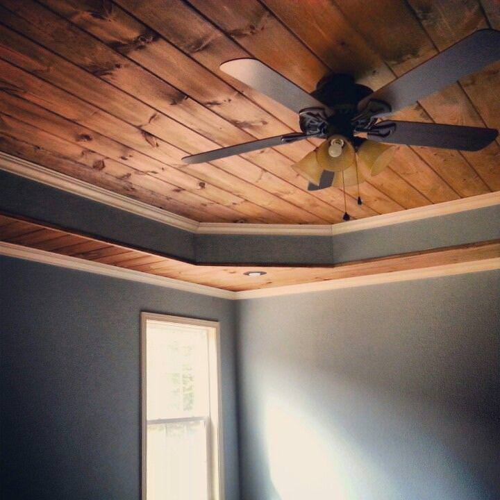Image of: Tongue And Groove Ceiling Cost