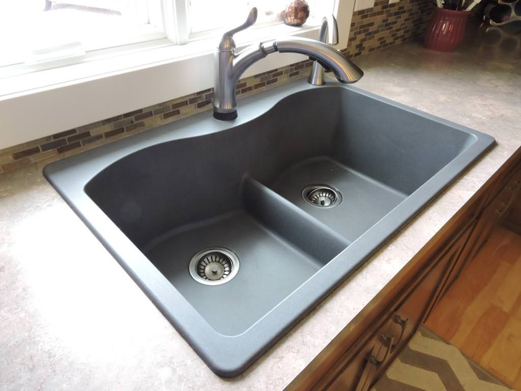 Picture of: Top Mount Farmhouse Sink
