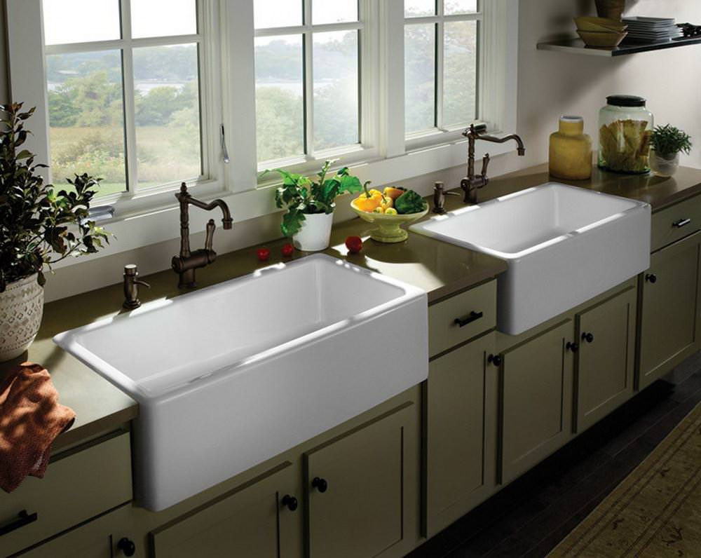 Picture of: Used Farmhouse Sinks For Sale