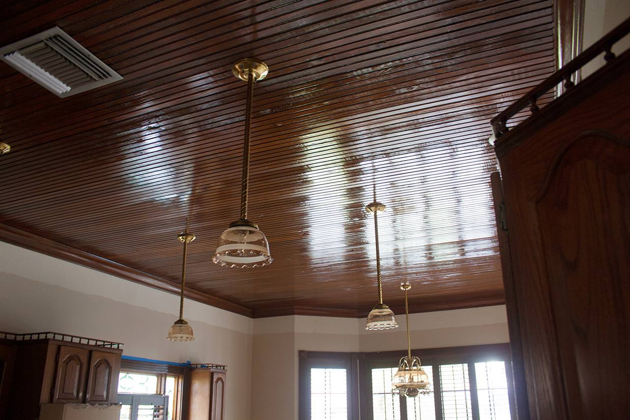 Image of: Used Tongue And Groove Ceiling