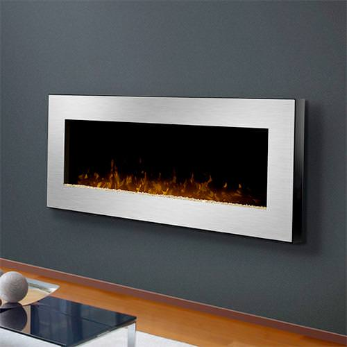 Image of: Wall Fireplace Costco