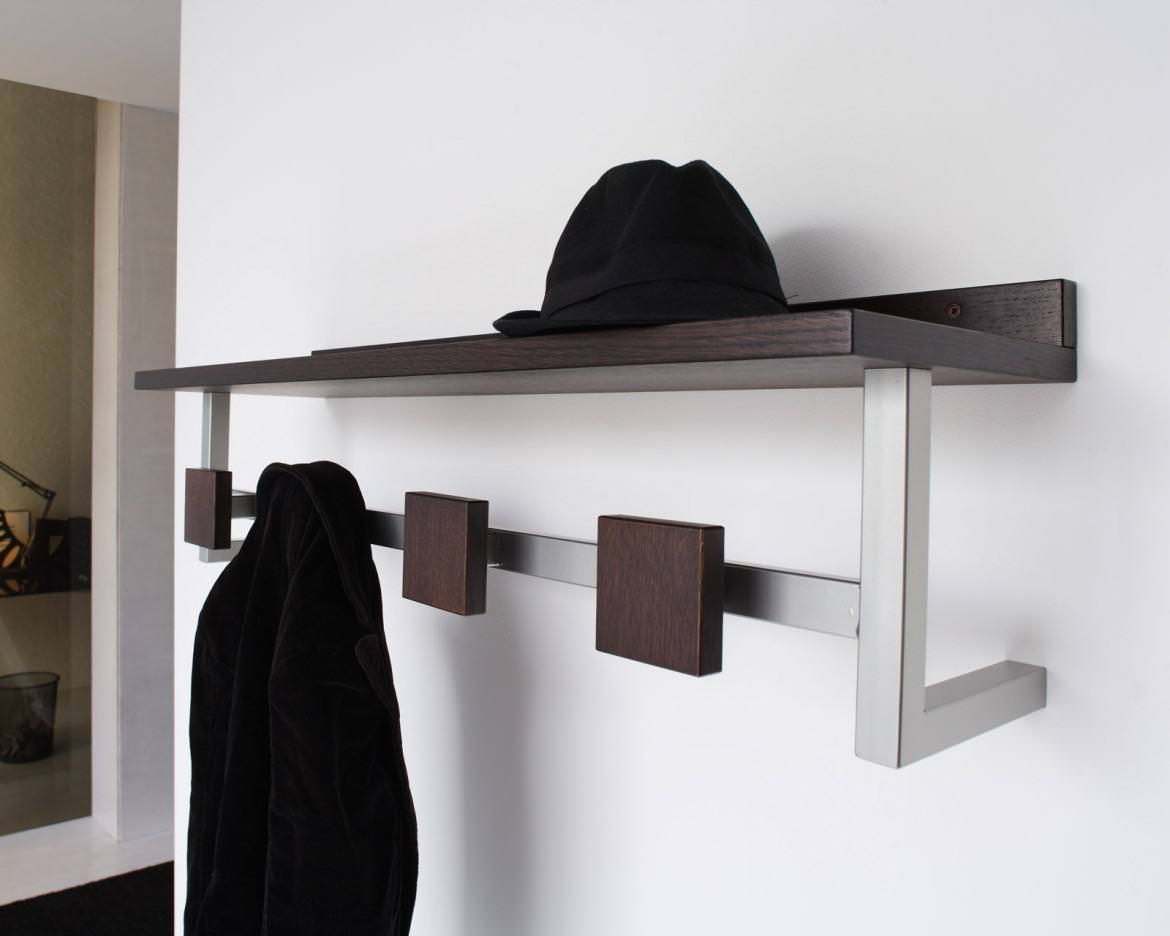 Picture of: Wall Mounted Coat Rack Ikea