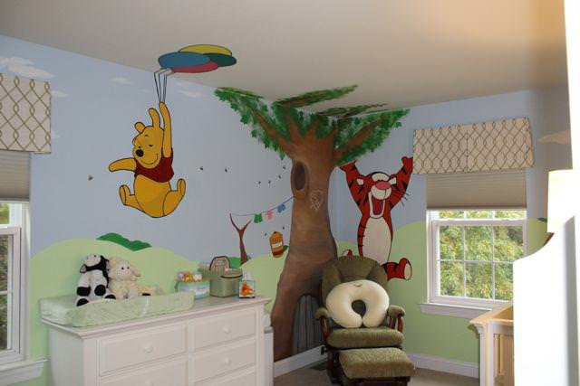 Picture of: Winnie The Pooh Nursery Quotes