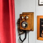 Antique Crank Phone