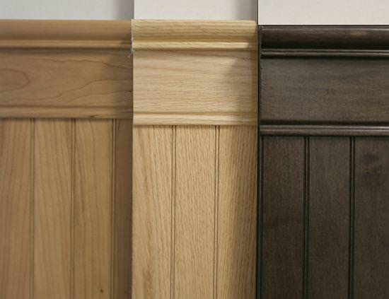 Picture of: Beadboard Paneling Comparation Pictures