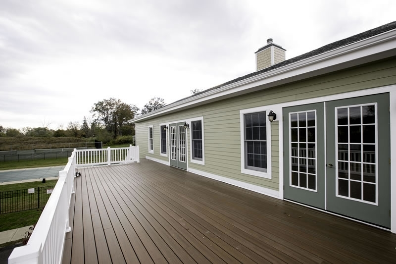 Image of: Big Clapboard Siding Home Depot