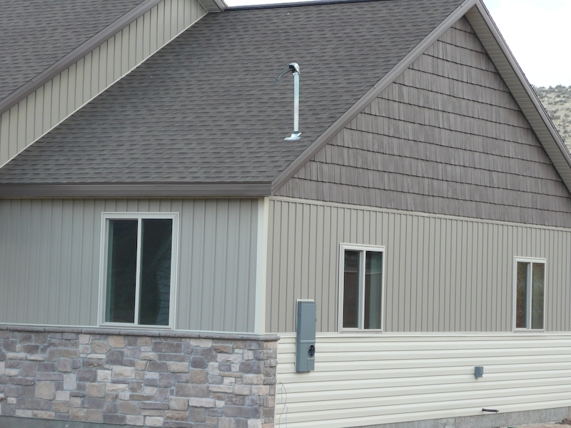 Image of: Clapboard Siding Sizes
