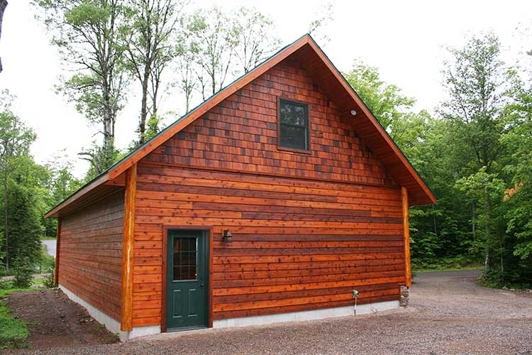 Image of: Clapboard Siding Wood