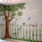 Awesome Nursery Murals Ideas