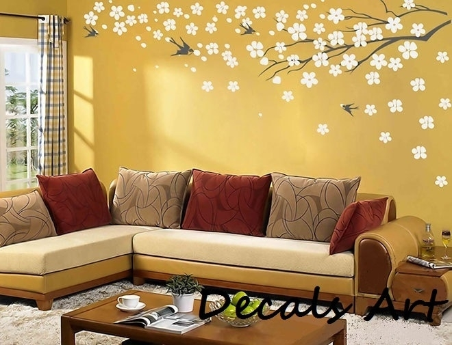 Image of: Nursery Wall Decals And Murals