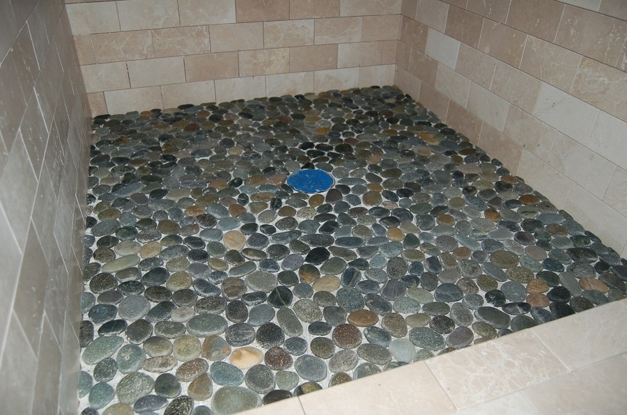 Pebble Tile Home Depot