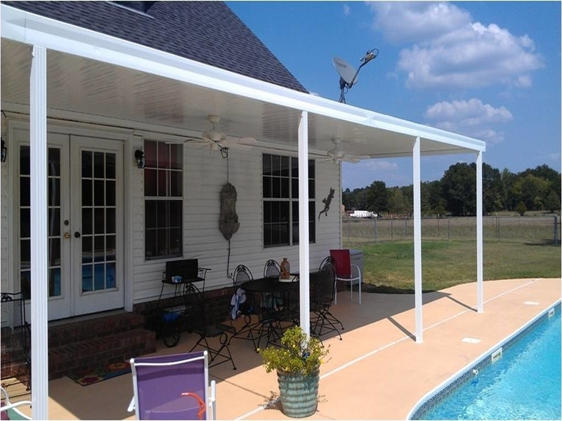 Image of: Amazing Pergola Covers Home Depot