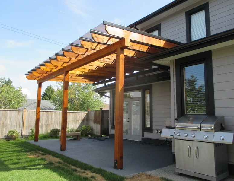 Image of: Pergola Covers Images
