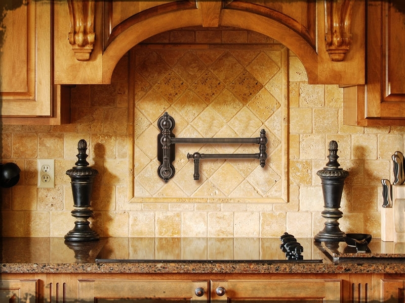 Image of: Pot And Kettle Filler Faucet