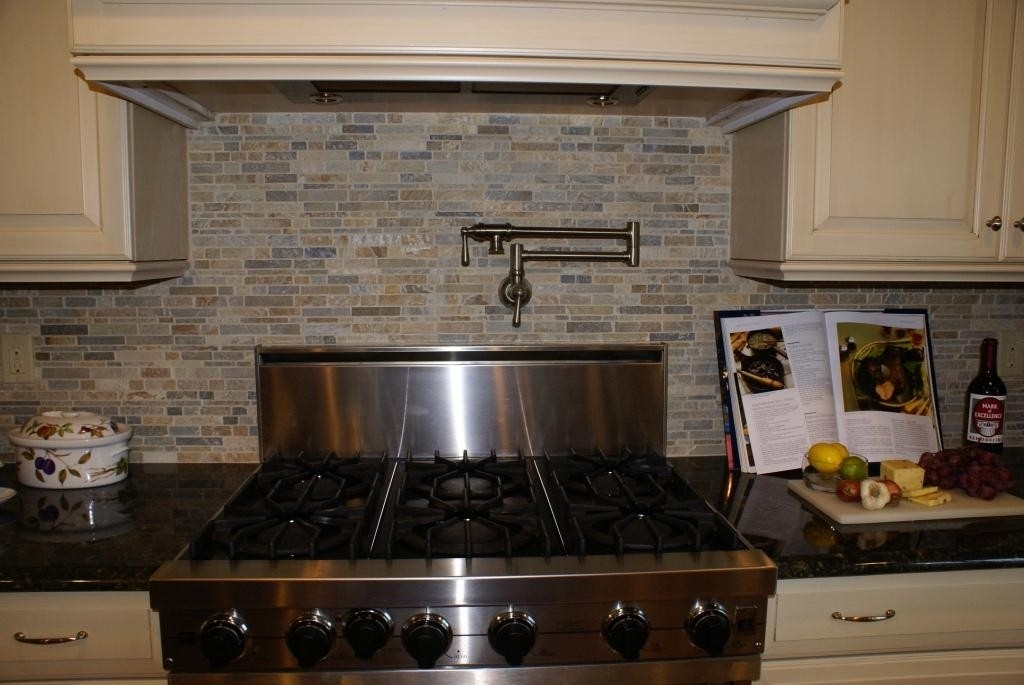 Image of: Pot Filler Faucet Drain