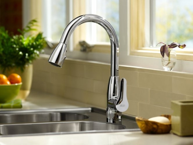 Image of: Pot Filler Faucet Lowes