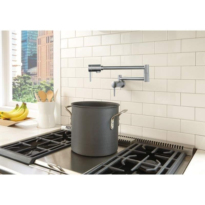 Image of: Pot Filler Faucet Pictures Image
